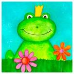 Duni Servietten Froggy 20 Stück