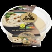 King Cuisine Hummus 175g