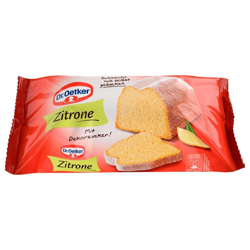 Dr. Oetker Fertiger Zitronenkuchen 350g