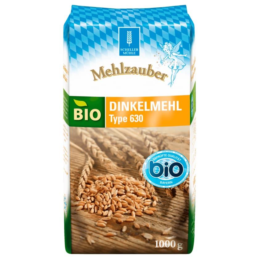 Mehlzauber Bio Dinkelmehl 630 1kg