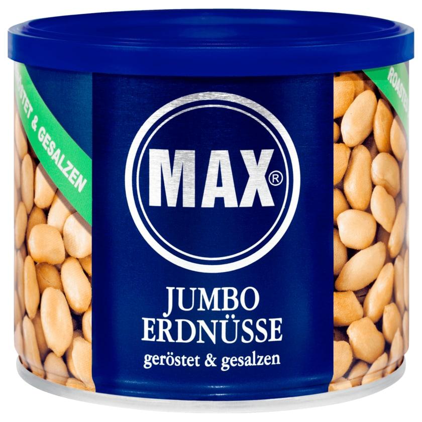 Max Jumbo Erdnüsse geröstet & gesalzen 300g
