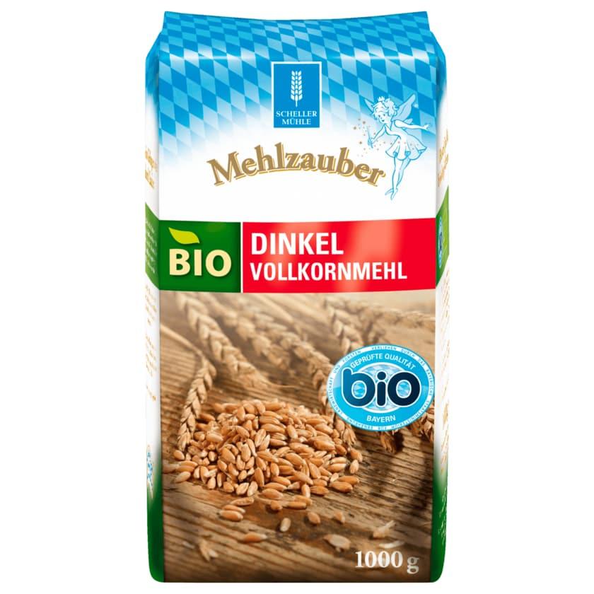Mehlzauber Bio Dinkelvollkornmehl 1kg
