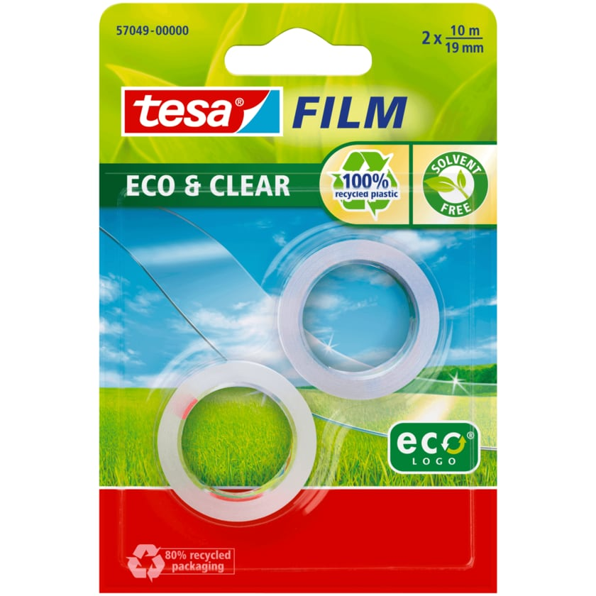 Tesa Tesafilm Eco & Clear