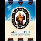 Franziskaner Weißbier Alkoholfrei 6x0,33l