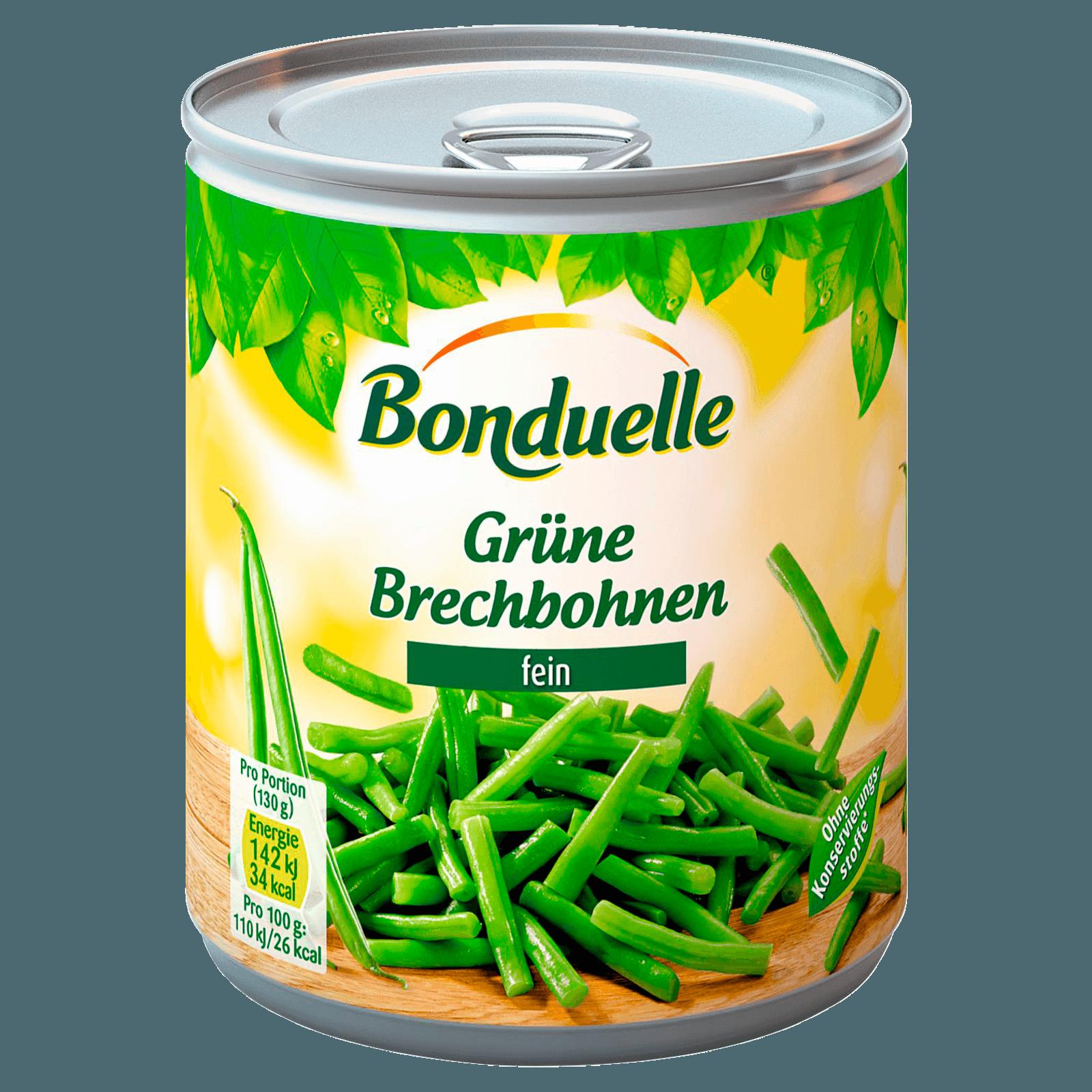 Bonduelle Grüne Brechbohnen fein 455g