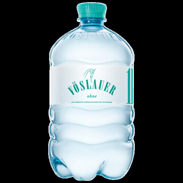 Vöslauer Mineralwasser ohne Kohlensäure 1l