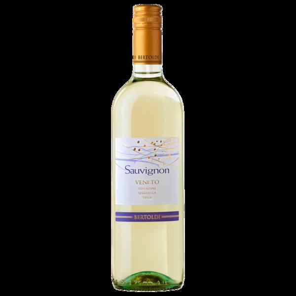 Bertoldi Weißwein Sauvignon Blanc I-Veneto IGT trocken 0,75l