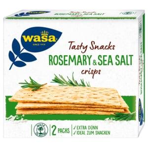 Wasa Knäckebrot Delicate Crisp Rosmary & Sea Salt 190g
