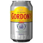 Gordon's Gin & Tonic 0,33l