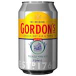Gordon's Gin & Tonic 0,33l