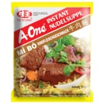 A-One Instant Nudelsuppe Mì Bò Rind 85g