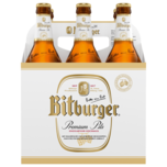 Bitburger Pils Open Basket 6x0,5l