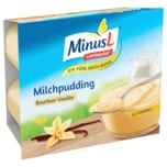 MinusL Pudding Vanille 4x125g