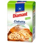 Diamant Ciabatta mit Hefe 500g