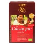 Gepa Bio Cacao pur Amaribe 125g