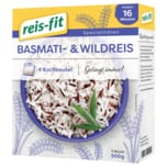 Reis-fit Basmati- & Wildreis 500g