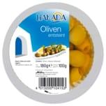 Liakada Grüne Oliven ohne Stein 100g