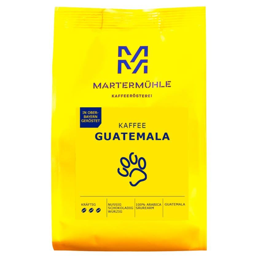Martermühle Kaffee Guatemala 500g