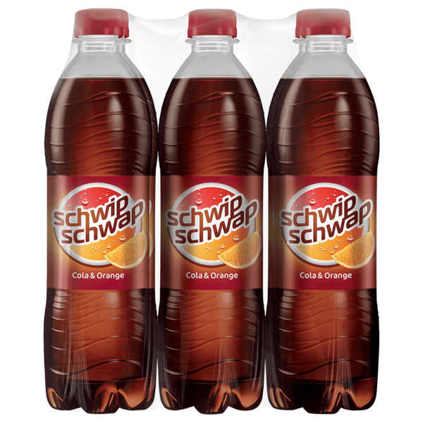 Schwip Schwap Colamix 6x0,5l