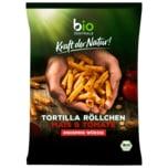 Biozentrale Bio Tortilla-Röllchen 125g