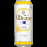 Bitburger 0,0% Radler Alkoholfrei 0,5l