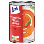 ja! Tomaten-Cremesuppe 400ml