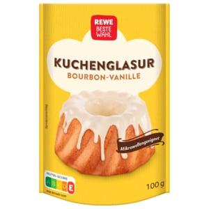 Rewe Beste Wahl Weisse Kuchenglasur Bourbon Vanille 100g Bei Rewe