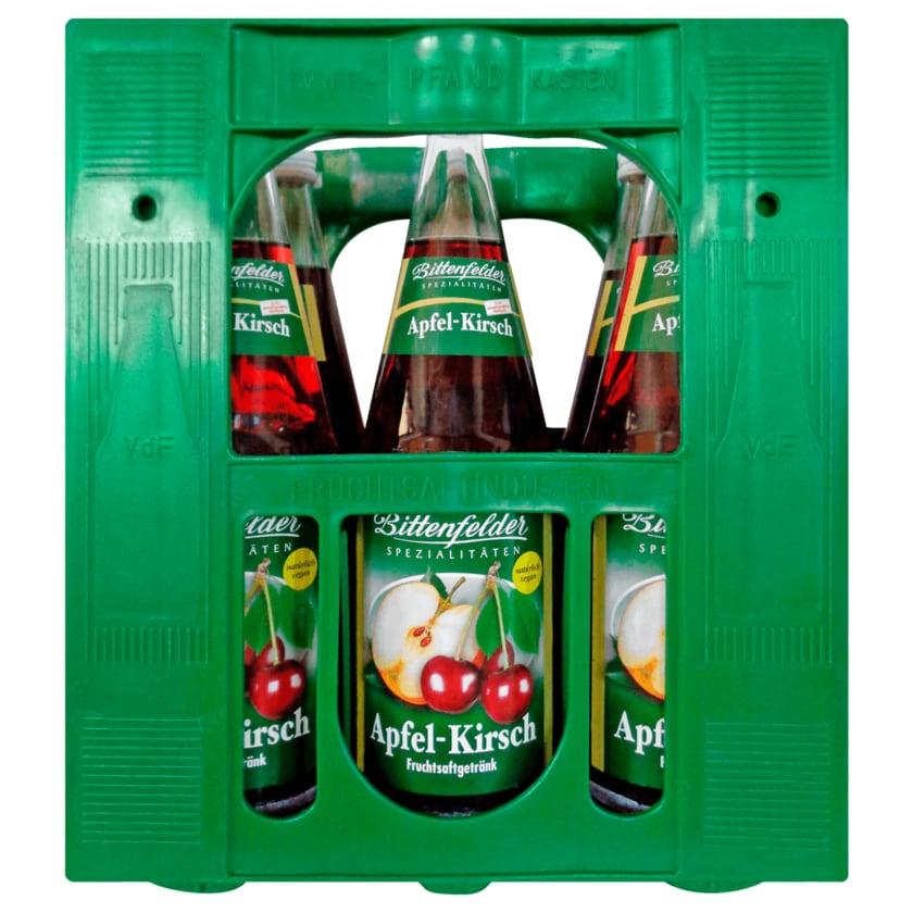 Bittenfelder Apfel-Kirsch 6x1l