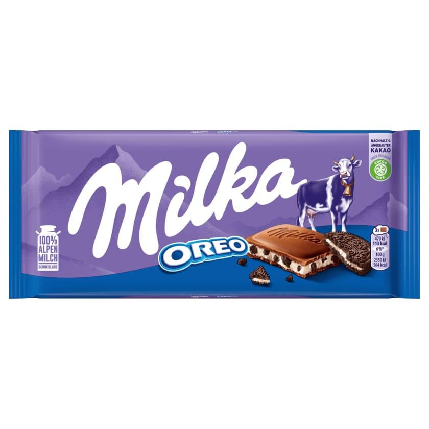 Milka Schokolade Oreo 100g
