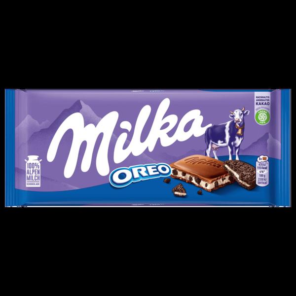 Milka Tafel Oreo 100g