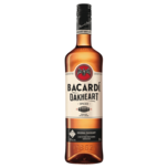 Bacardi Oakheart Smooth & Spice Spirit Drink 0,7l