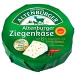 Der grüne Altenburger Ziegenkäse extra cremig 250g