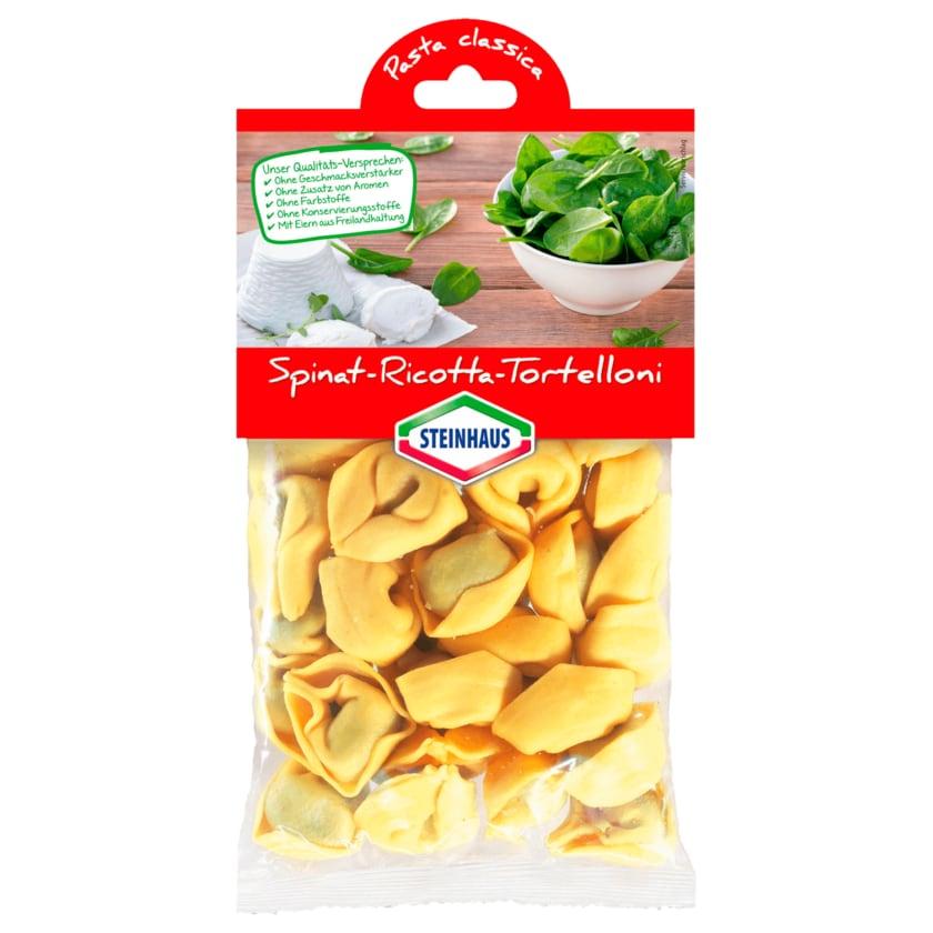 Steinhaus Spinat-Ricotta-Tortelloni 500g