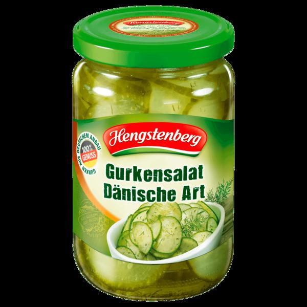 Hengstenberg Gurkensalat Dänische Art 185g