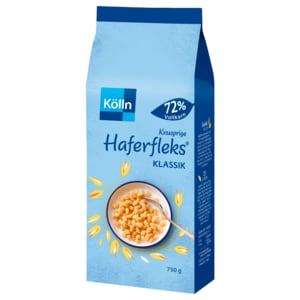 Kölln Vollkorn-Haferfleks Klassik 750g
