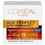 L'Oréal Paris Age Perfect Intensivbalsam Extra-Reichhaltig Nacht 50ml