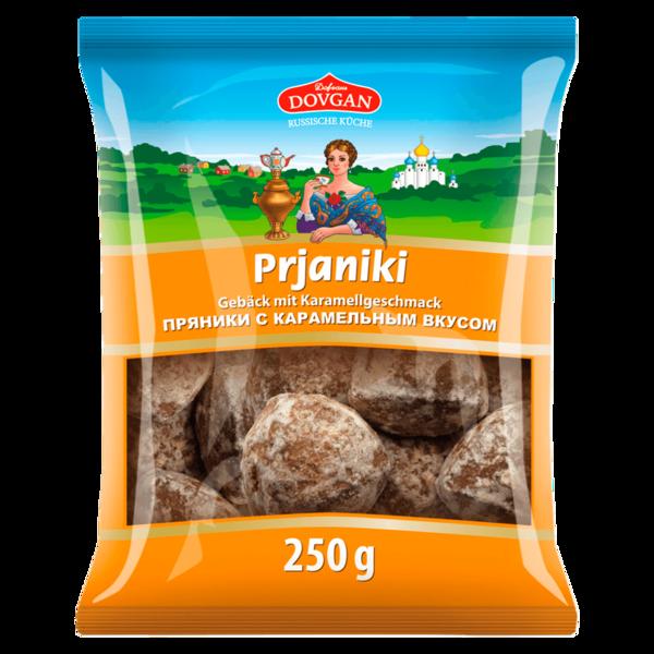 Dovgan Prjaniki Russisches Gebäck Karamell 250g