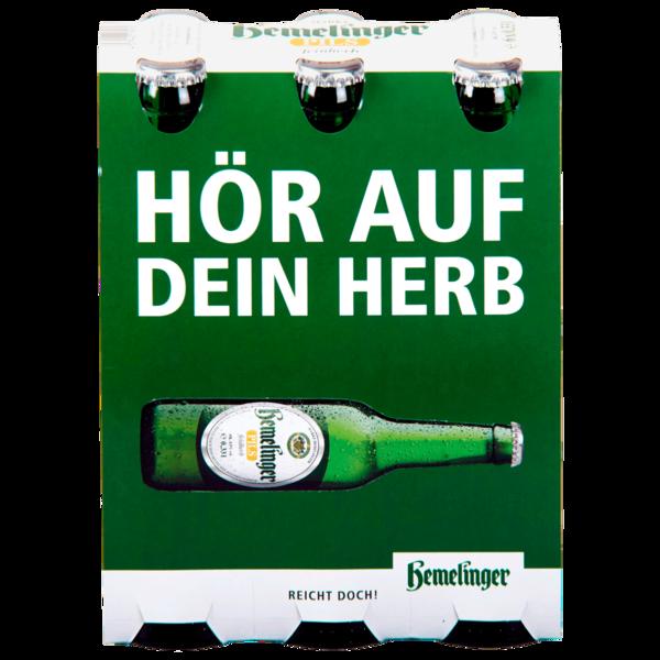 Hemelinger Pils 6x0,33l