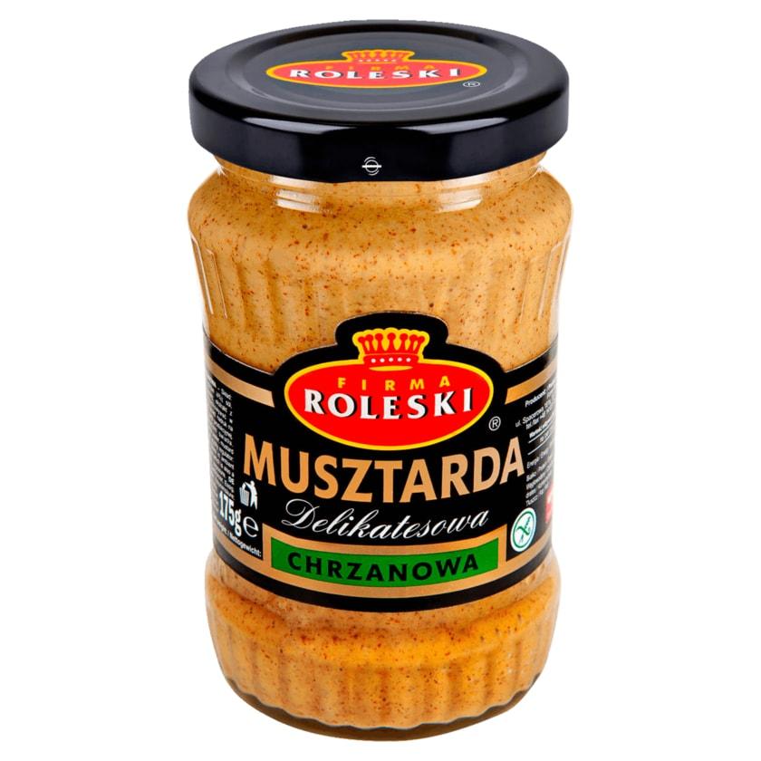 Roleski Meerrettich Senf 175g