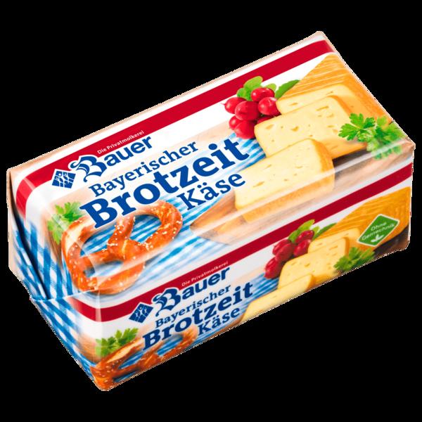 Bauer bayrischer Brotzeitkäse 100g