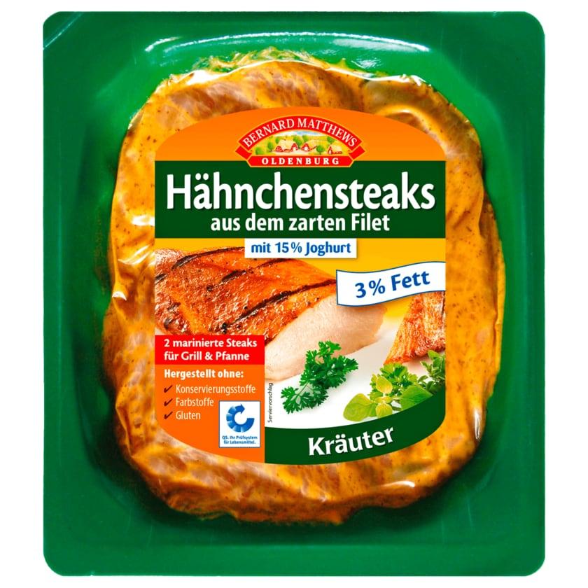 Bernard Matthews Oldenburg Hähnchensteak Joghurt Kräuter 2 Stück ca. 330g