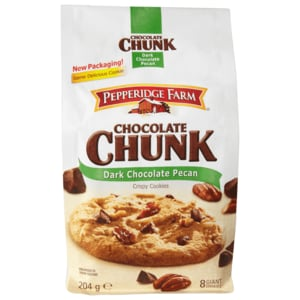 Pepperidge Farm Chocolate Chunk Chocolate Pecan 204g