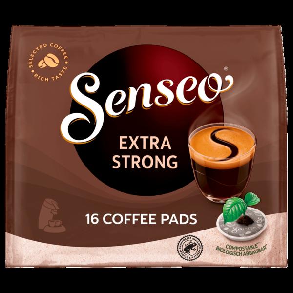 Senseo Pads Extra Strong, 16 Kaffeepads