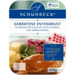 Schuhbecks Gebratene Entenbrust mit Apfel-Rotkohl und Semmelknödel 400g