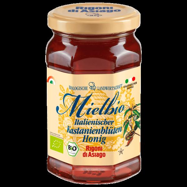 Rigoni di Asiago Mielbio Bio Italienischer Kastanienblüten Honig 300g