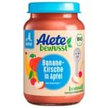 Alete Bio Banane-Kirsche 190g