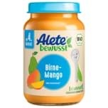 Nestlé Alete für Genießer Bio Birne-Mango 190g