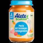 Alete Pasta mit Schinken-Rahmgemüse 190g