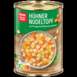 REWE Beste Wahl Hühner-Nudeltopf 400g