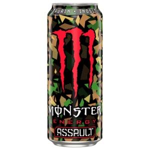Monster Energy Assault 0,5l